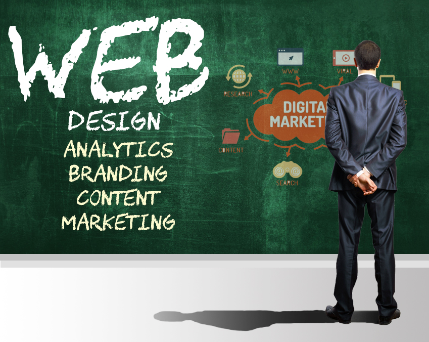 Leverage the Power of The Internet with a Professional Website Design Firm