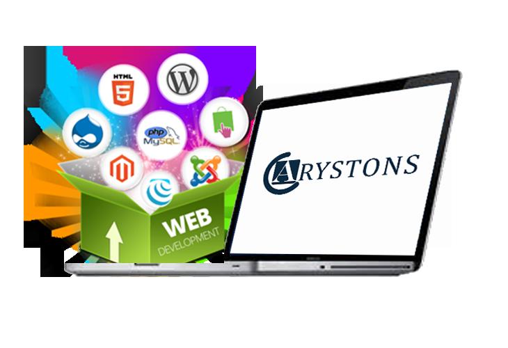 Web Designing & Development by Arystons
